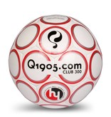 Quick Voetbal 300 Plus Wit/Rood