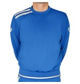 Quick Sweater Gijs SR - Royal Blauw/Wit