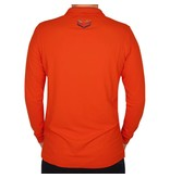 Q1905 Men's Longsleeve Polo JL High Orange