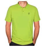Heren Polo JL Flag Light Green
