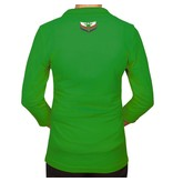 Dames Driekwart Polo Distance Green