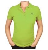 Q1905 Women's Polo Square Light Green