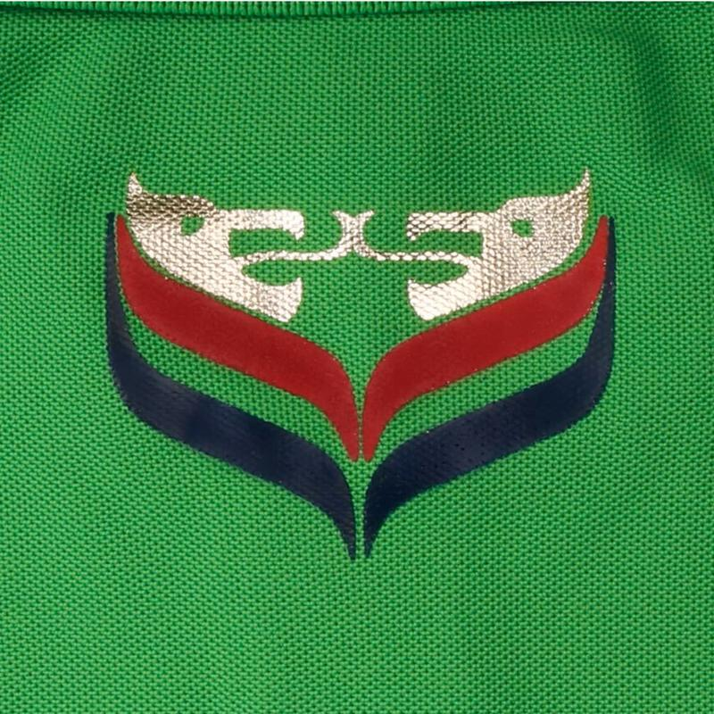 Q1905 Women's 3/4 Polo Distance Green