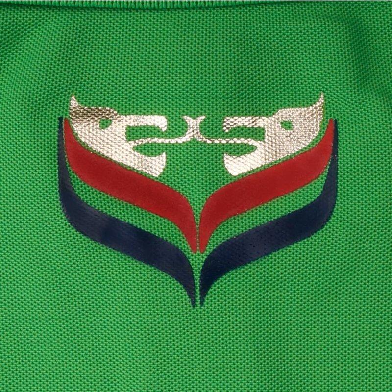 Q1905 Women's Polo Square Green