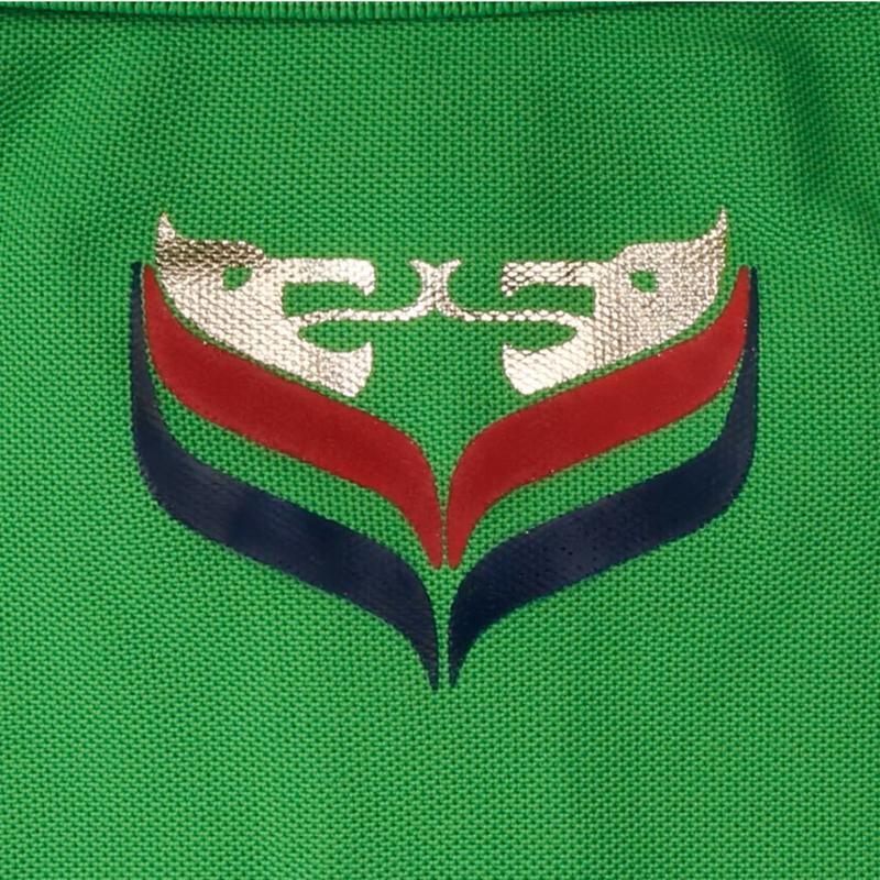 Q1905 Q1905 Men's Polo JL Flag Green