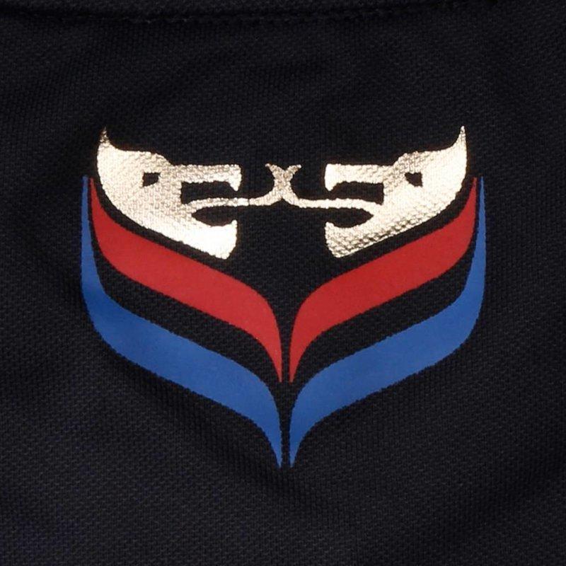 Q1905 Men's Polo JL Flag Deep Azul