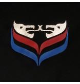 Heren Polo JL Flag Black