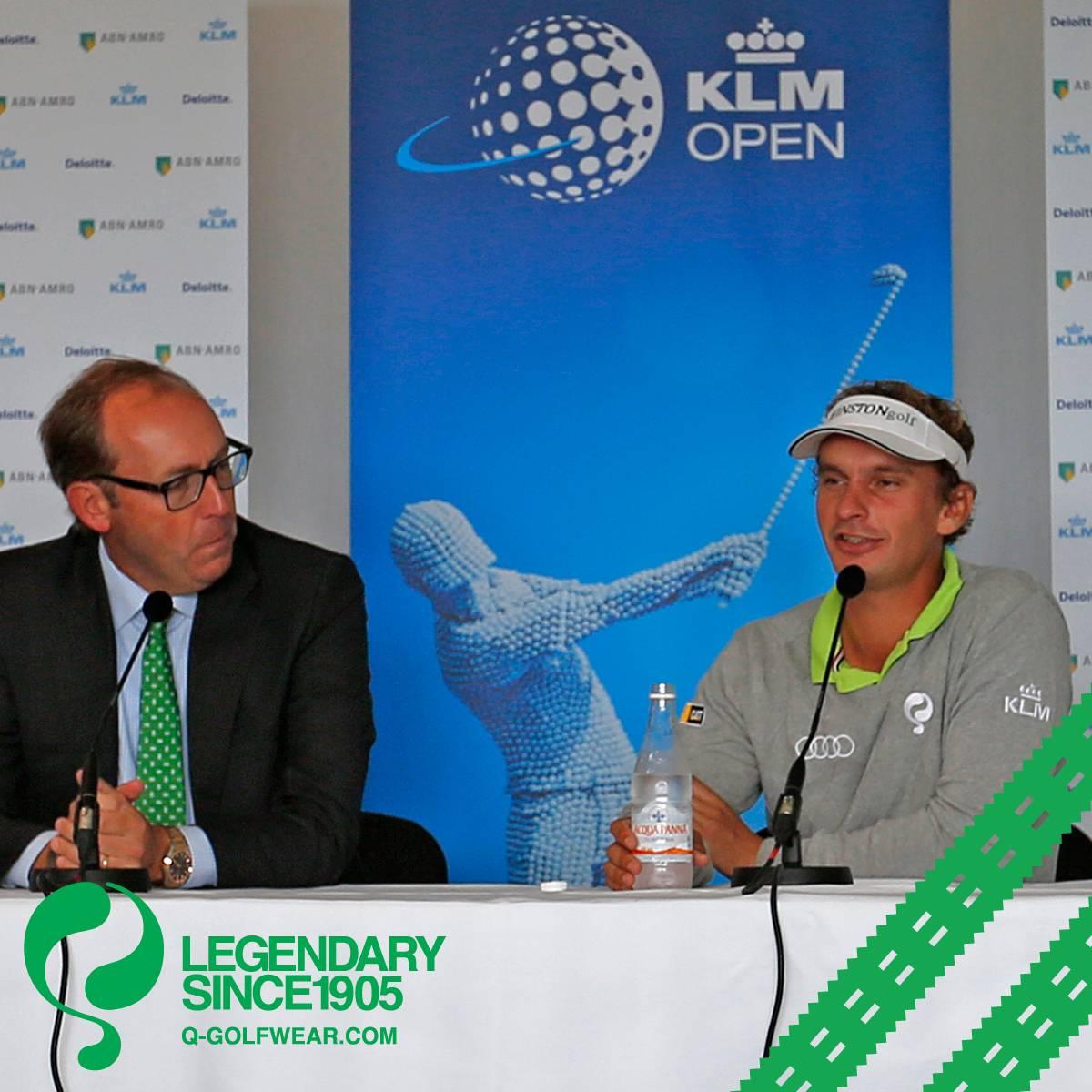 Q-Golfwear en Joost Luiten gaan een langdurige samenwerking aan
