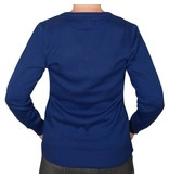 Dames Pullover V-neck Maywood Skydiver