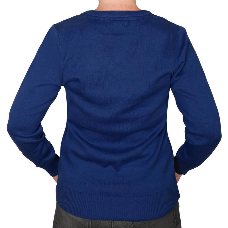 Women's Pullover V-neck Maywood Skydiver