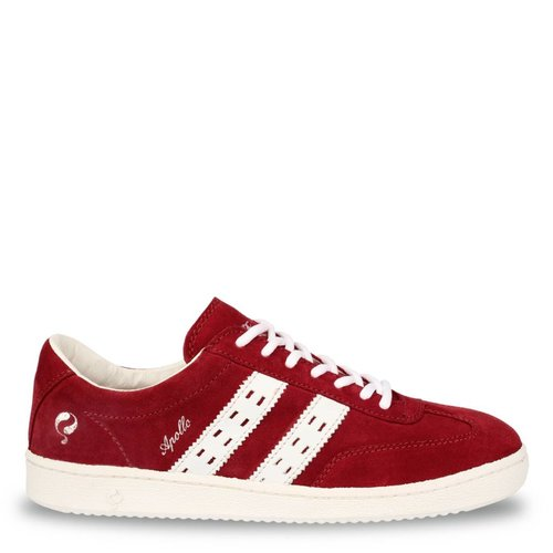 Heren Sneaker Apollo Chilli Pepper / White