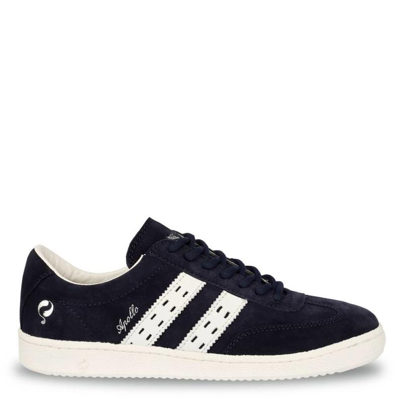 Heren Sneaker Apollo Deep Navy / White