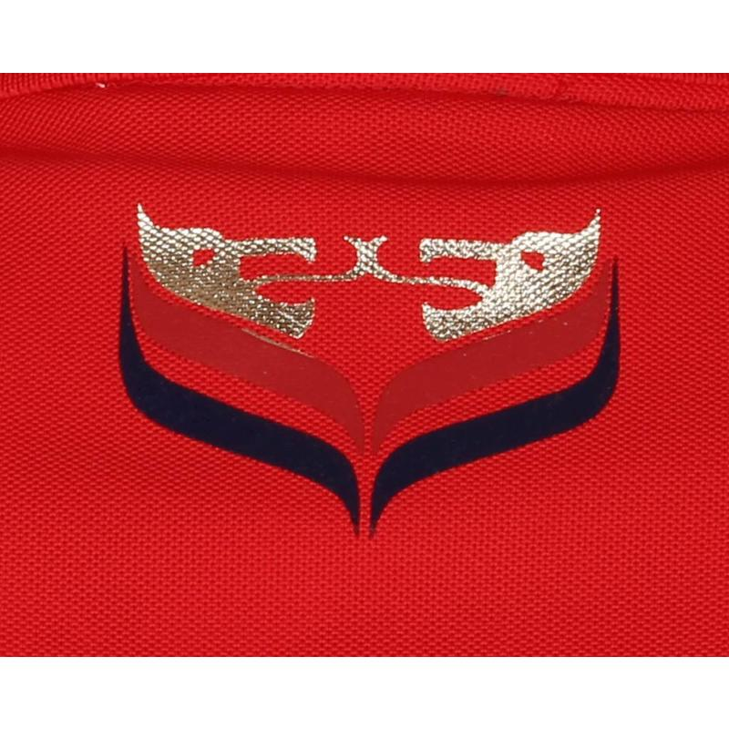 Heren Polo JL Center Red