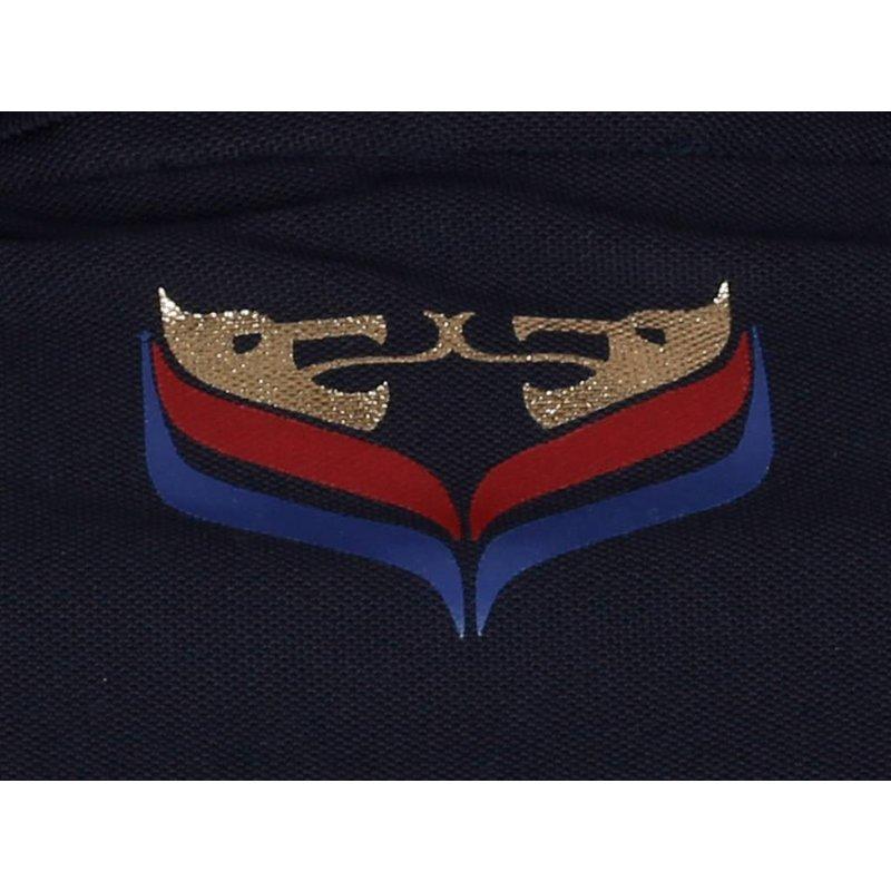 Heren Polo JL Flag Navy