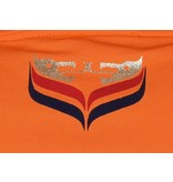 Heren Polo JL Flag Orange