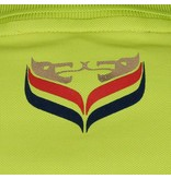 Dames Polo Square Lime Green