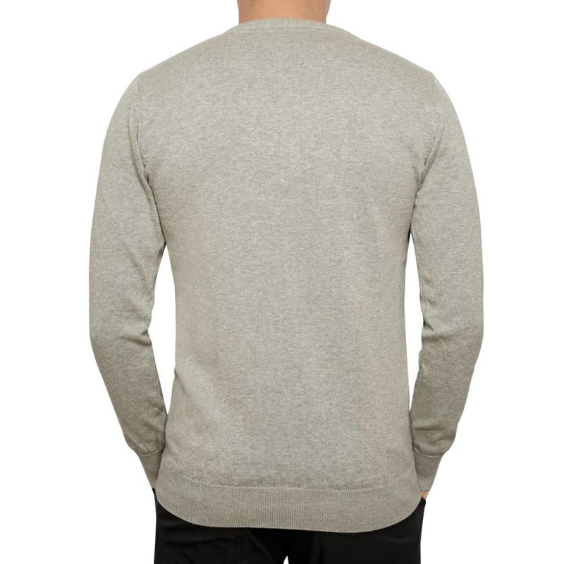 Men's Pullover V-neck Marden Greyhound