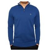 Men's Pullover Half Zip Stoke Skydiver / Greyhound