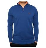 Men's Pullover Half Zip Stoke Skydiver / Orange