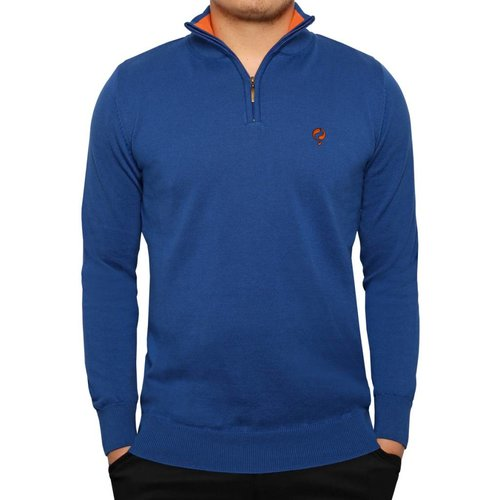 Heren Pullover Half Zip Stoke Skydiver / Orange