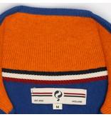 Heren Pullover Half Zip Stoke Skydiver / Orange