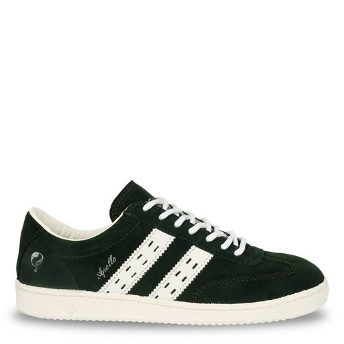 Heren Sneaker Apollo Deep Green / White