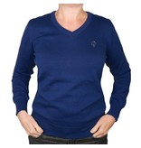 Dames Pullover V-neck Maywood Skydiver