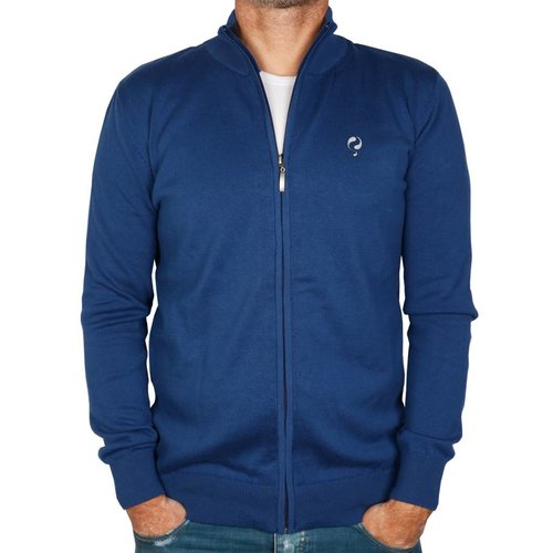 Heren Trui Full Zip Midford Skydiver