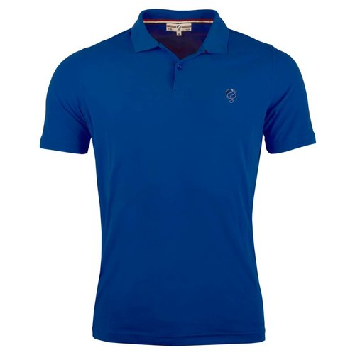 Men's Golf Polo JL Flag Skydiver
