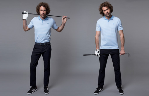 Inspiration SS16 Golf