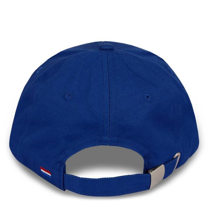 Q Cap Dutch Blue / White