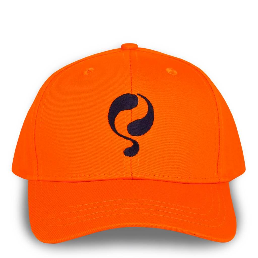 Q Cap Dutch Orange - Deep Navy