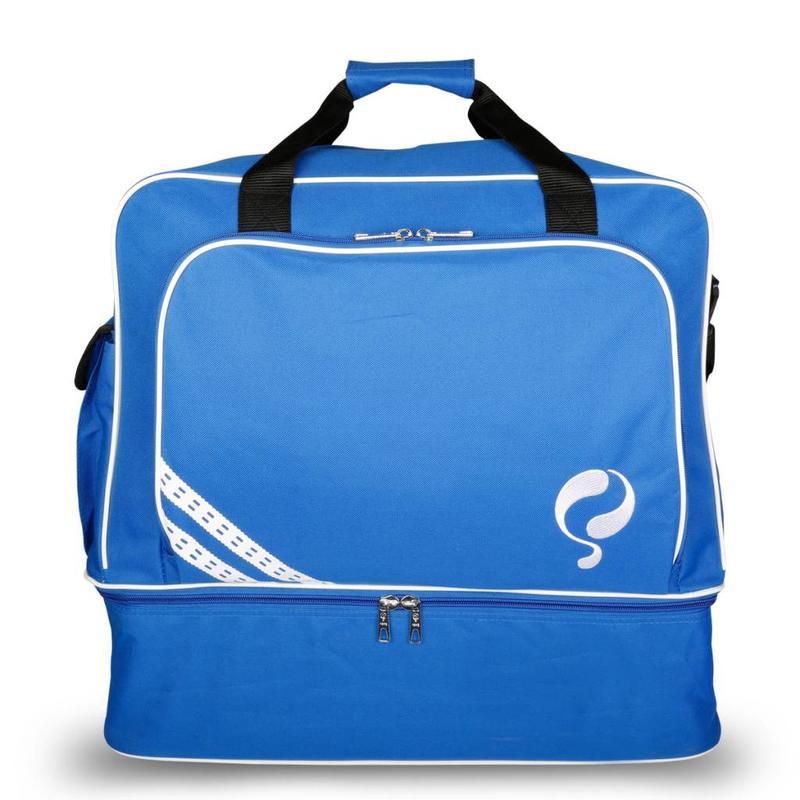 Q1905 Sporttas Blauw / Wit