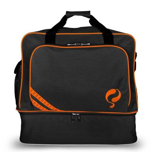 Sporttas Zwart / Oranje