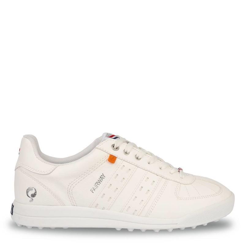 Men's Golf Shoe Fairway White