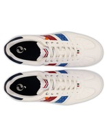 Men's Golf Shoe Fairway White / Red-Blue