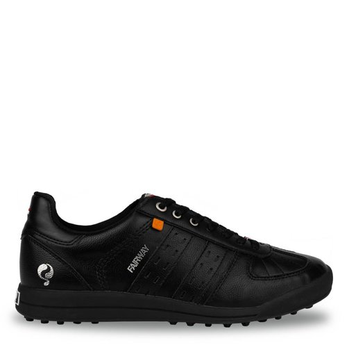 Men's Golf Shoe Fairway Black