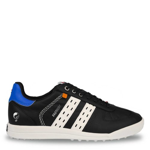 Men's Golf Shoe Fairway Black / White