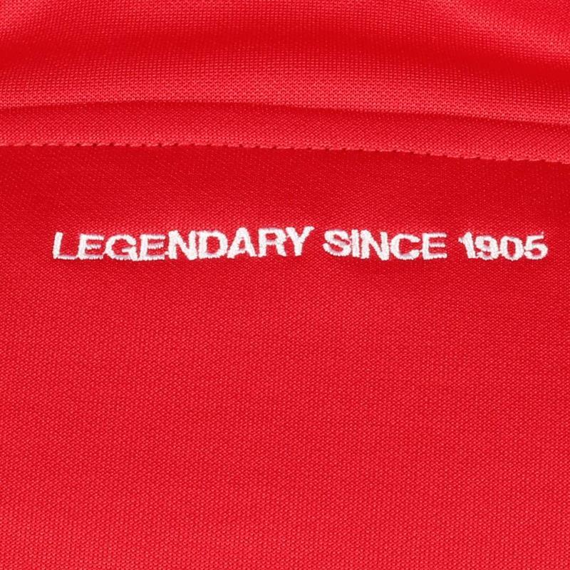 Men's Jacket Stamford Red