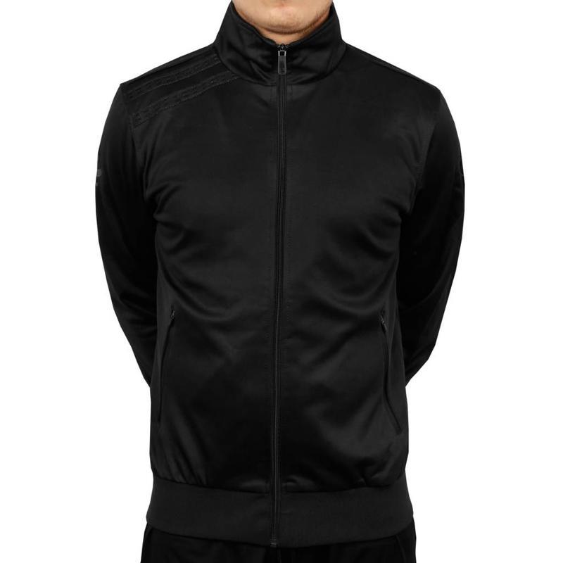 Heren Jacket Stamford Zwart