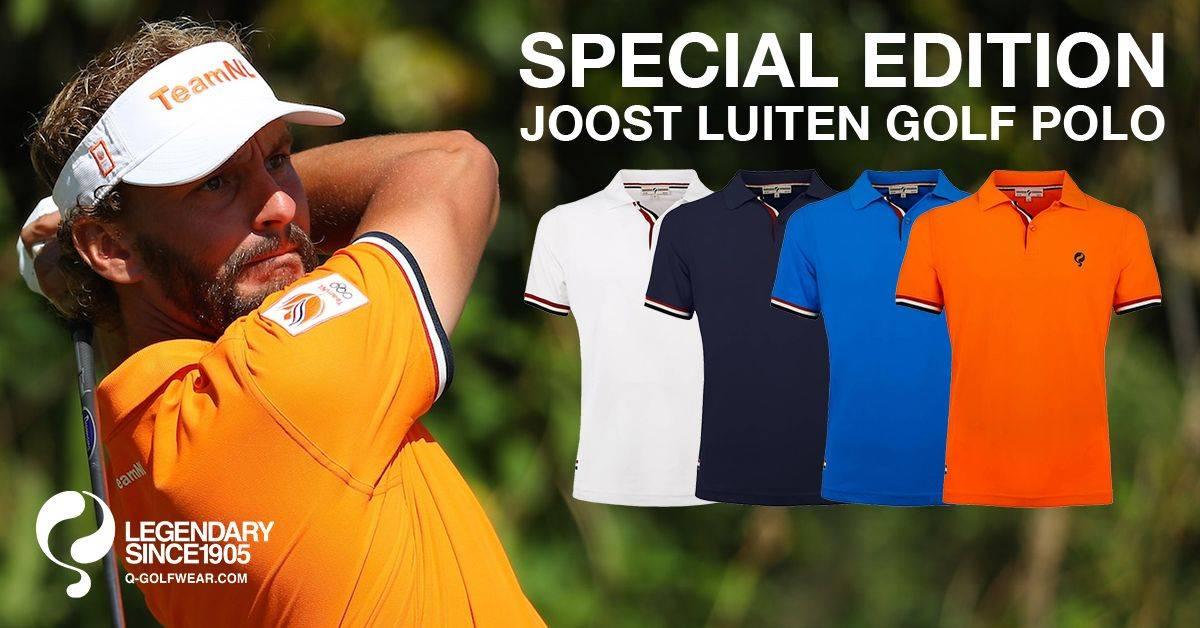 Outfit Joost Luiten x KLM Open 2016