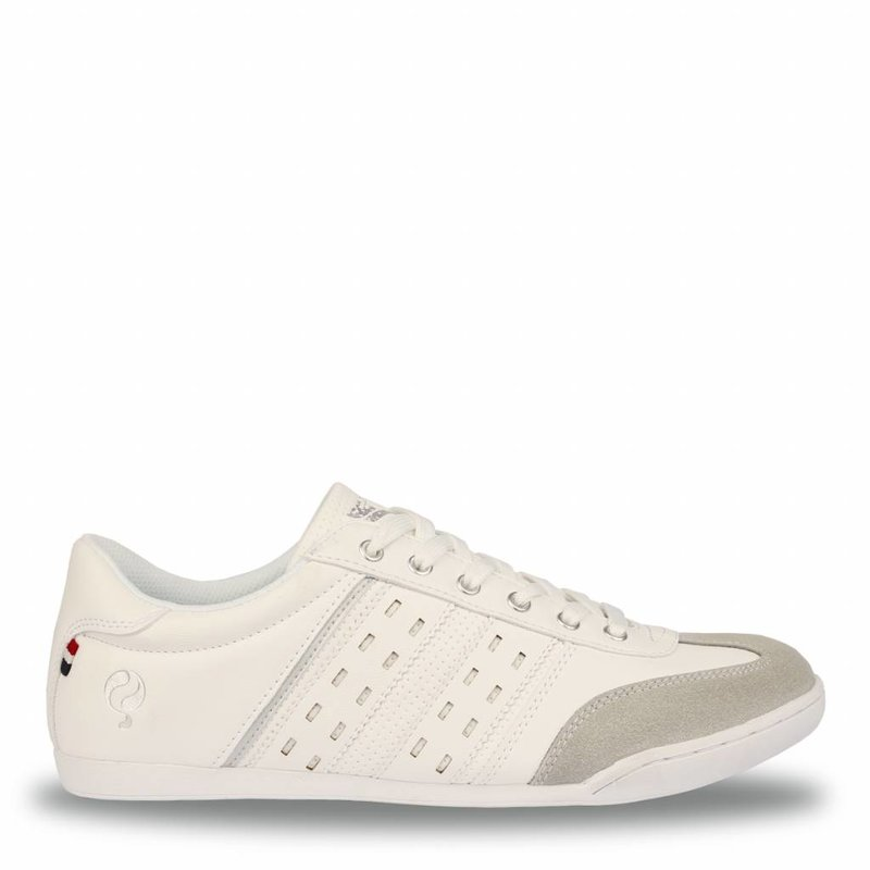 Men's Sneaker Capri White