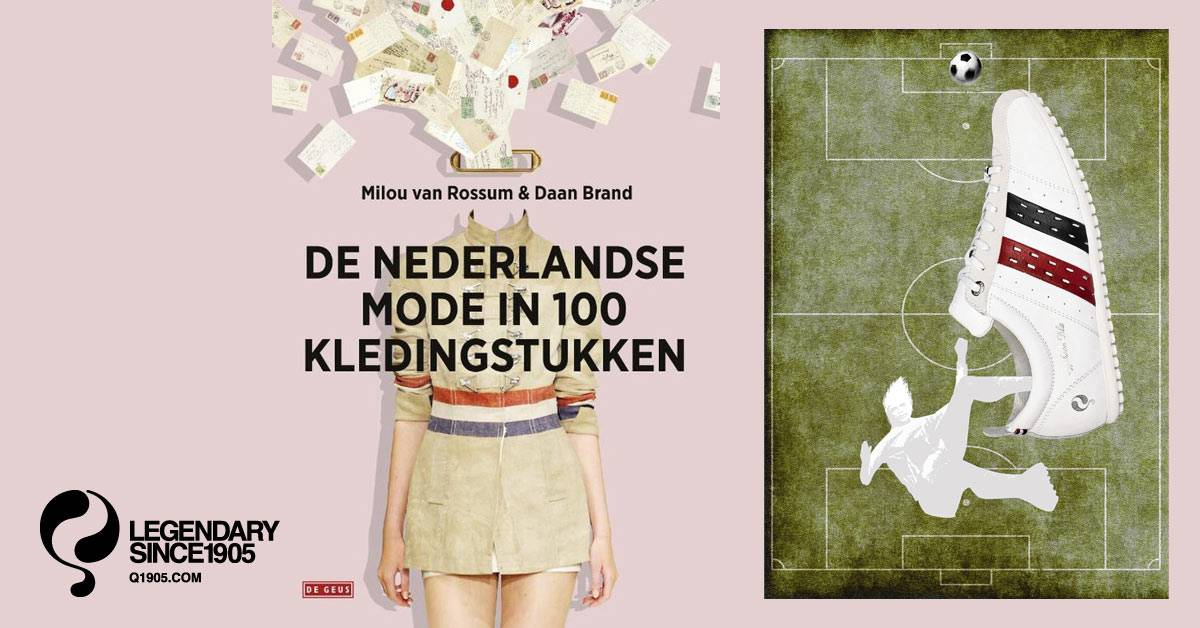De Nederlandse mode in 100 kledingstukken (Quick Typhoon)