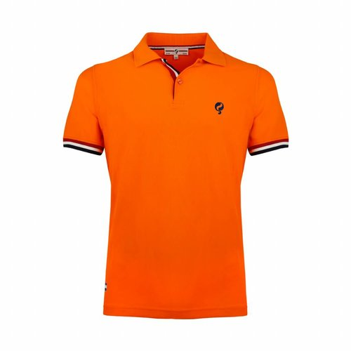 Kids Polo Joost Luiten JR Dutch Orange