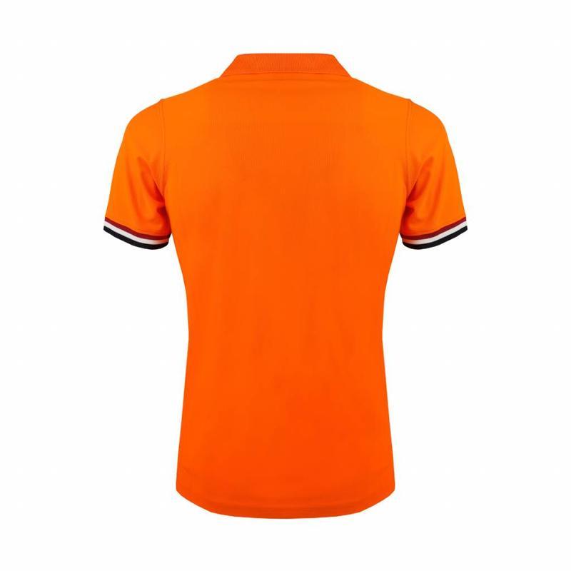 Q1905 Kids Polo Joost Luiten JR Dutch Orange