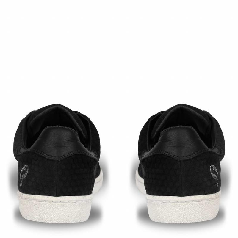 Women's Sneaker Sarnia Black / Cloud Dancer