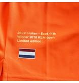 Heren Polo Joost Luiten Limited Edition Dutch Orange