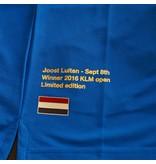 Men's Polo Joost Luiten Limited Edition Dutch Blue
