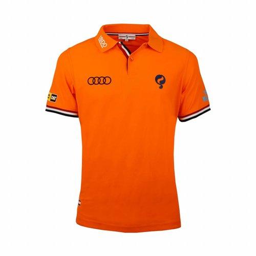 Kids Polo Joost Luiten Special Edition Dutch Orange
