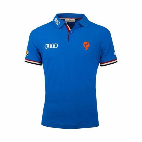Kids Polo Joost Luiten Limited Edition Dutch Blue